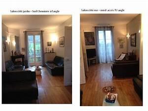 besoin d39aide mon salon ressemble a un couloir With quelle couleur peindre les portes 17 conseils deco deco couloir meuble salle de bain bureau