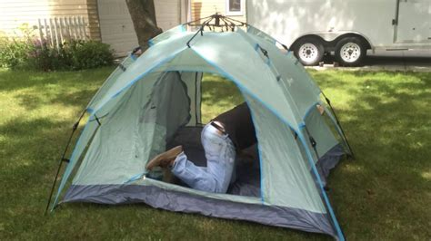 Camping Gear Pop Up Tent!  Outsunny 7' X 6' 2person