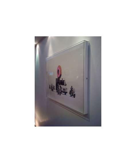 Cornici In Plexiglass Su Misura cornice 20x20x5 box in plexiglass teca su misura