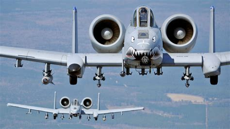At What Point Does The USAF's War Against The A-10 Become