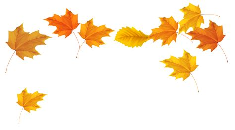 Fall Clipart Free Fall Leaves Blowing Clipart