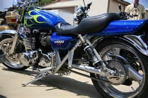 Kawasaki KZ1000 Drag Bike