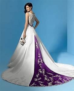 i heart wedding dress pastel purple sash With purple wedding dresses
