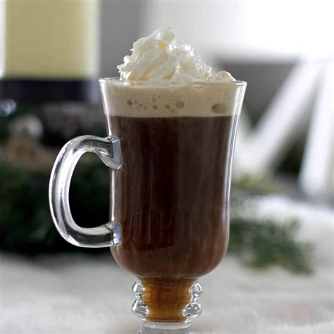 There's nothing else quite like the sweet coffee flavor of kahlua. Mexican Coffee Drink Recipe with Kahlua   Homemade Food Junkie