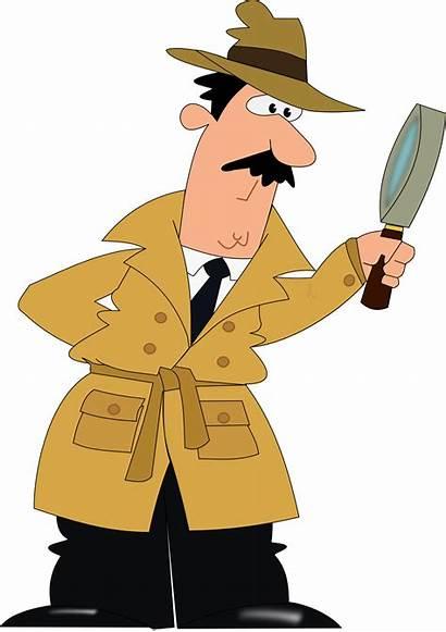 Clipart Detective Aspect Transparent Myob Problems Psychotherapist