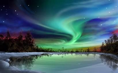 Night Nature 4k Desktop Wallpapers