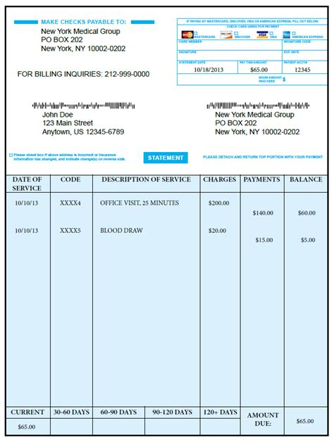 medical bill how to review your bill