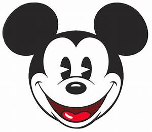 Mickey Mouse Face Clip Art | Clipart Panda - Free Clipart ...