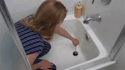 Plug Drain Pop Strainer Shower Under Bath