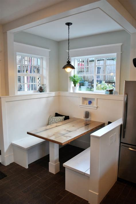 kitchen alcove ideas astonishing breakfast nook furniture decorating ideas