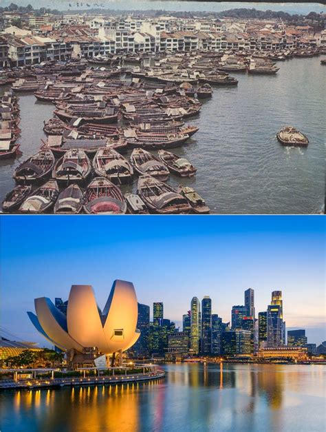 Iconic City Skylines Then Now Mnn Mother