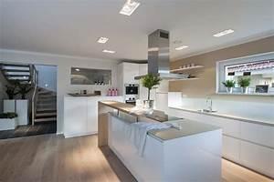 Küche Mit Kochinsel : haus haas mh fellbach 163 hausbau preise ~ Michelbontemps.com Haus und Dekorationen