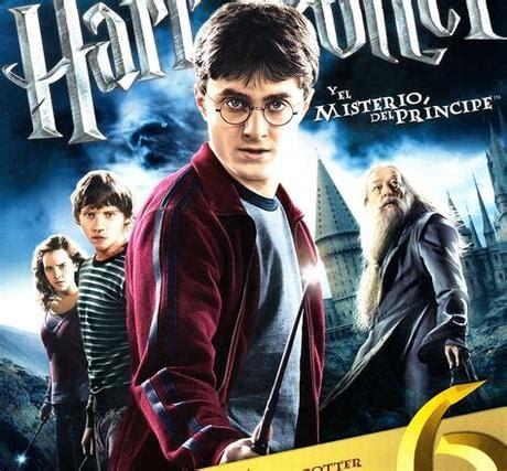 Harry potter y el misterio del príncipe. Harry Potter Libro El Misterio Del Principepdf / 6. Harry ...