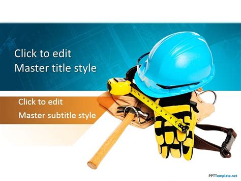 construction worker  template list safety