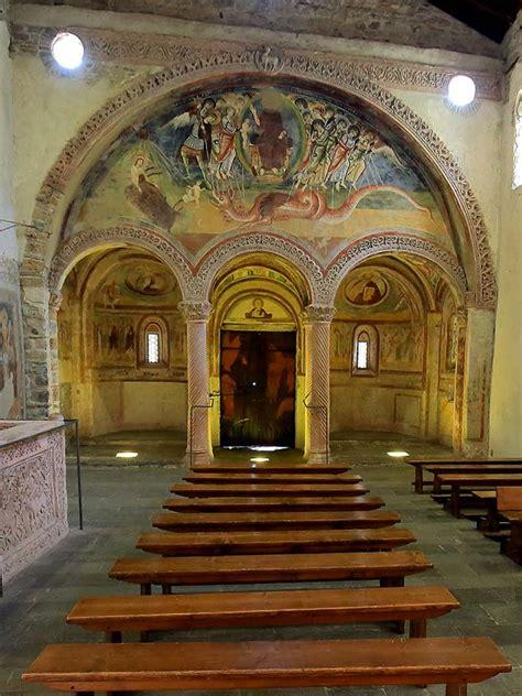 Basilica San Pietro Ingresso by Basilica Di San Pietro Al Monte Civate Lecco