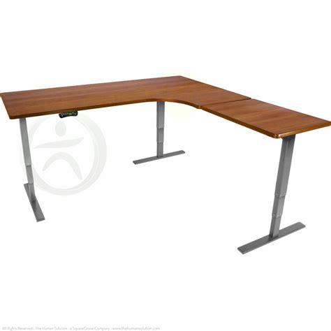 large l shaped desk ikea shop uplift 950 height adjustable l shaped standing desks