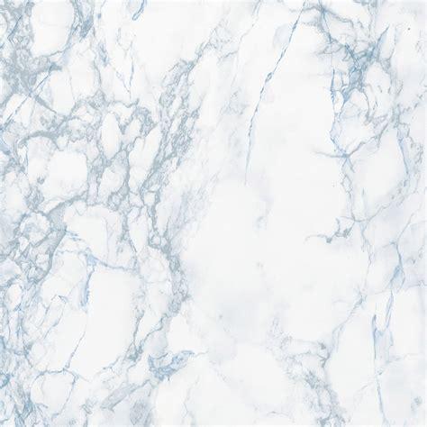 Revêtement adhésif Marbre, gris et bleu, 2 m x 0.67 m