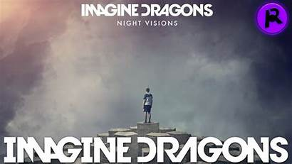 Imagine Dragons Visions Night Album