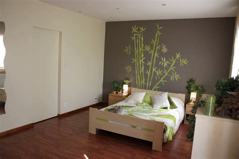chambre bambou décoration chambre bambou