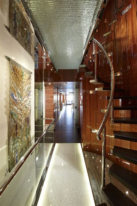 award winning ee super yacht  high life reserve