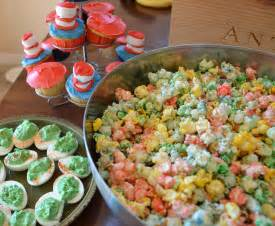 Simple Baby Shower Food Ideas by Dr Seuss Party Food 500babies Com