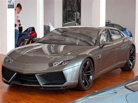 5 Four-seat Lamborghinis