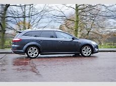 Ford Mondeo Estate Auto Express