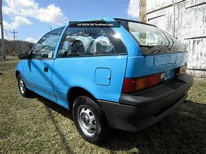Geo Metro 3 Cylinder Engine Specs  Geo  Free Engine Image For User Manual Download