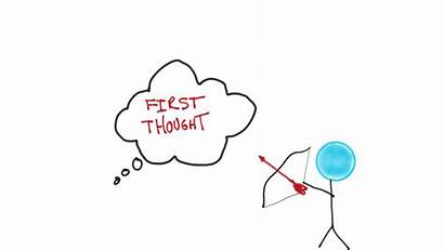 Thought Thinking Think Rarely Meeting Lessons Ve