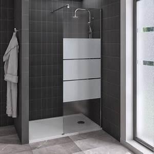 Paroi De Douche 70 Cm : paroi de douche l 39 italienne au meilleur prix leroy merlin ~ Melissatoandfro.com Idées de Décoration