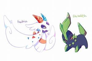 pokemon fusion website images