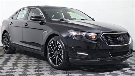 ford taurus sho  ecoboost awd  eau claire ford