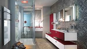 Meuble Salle De Bain Moderne : meubles de salle de bain sur mesure design moderne bois ~ Nature-et-papiers.com Idées de Décoration
