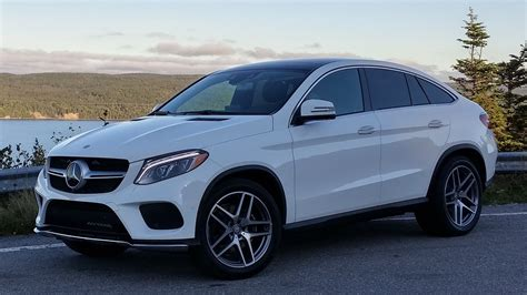 2016 Mercedesbenz Gle Coupe First Drive Review