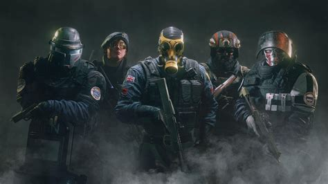 siege gaming rainbow six siege wallpapers wallpaper cave