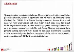 Robinsons Retail (RRETY) Presents At 6th Annual ...