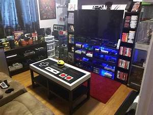 Game Room Tour 2016 - YouTube