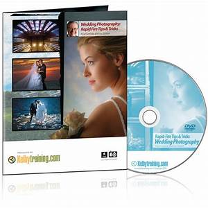 Kelby Media DVD: Wedding Photography: Rapid-Fire Tips DVD-STAC