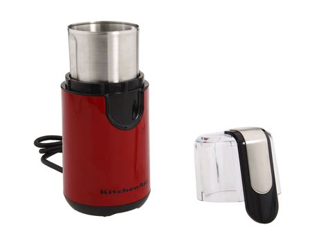 No Results For Kitchenaid Bcg111 Blade Coffee Grinder Red