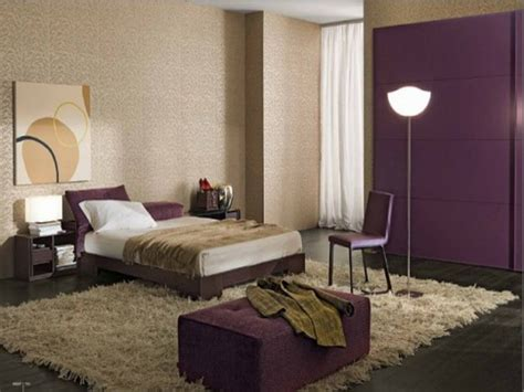 Bedroom Ideas On by Purple Bedroom Colour Schemes Modern Design Purple And