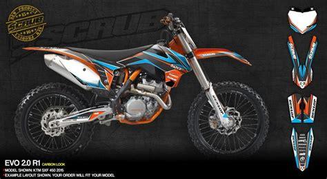 make your ktm dirt bike original with this graphics motocross enduro ktm graphics