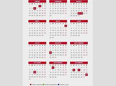 Calendario escolar 2016 puentes, días escolares, festivos