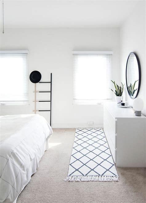 schlafzimmer teppich ideen teppich verlegen bodenbelag und akzent zugleich