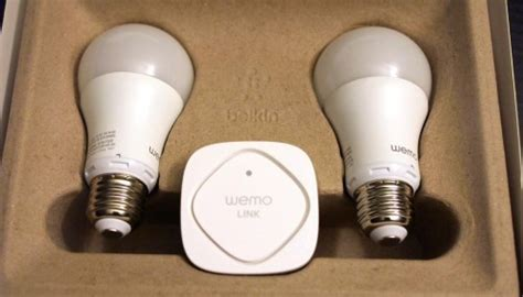 wemo led lighting starter set megatech reviews belkin wemo led lighting starter set