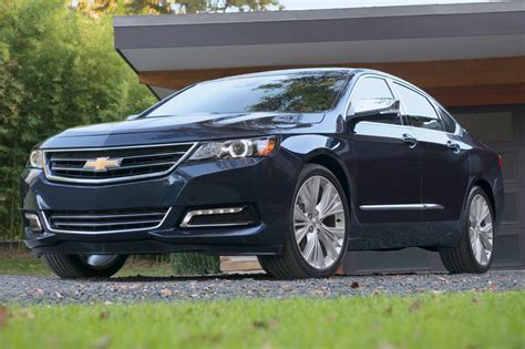 2016 Chevrolet Impala Pricing & Features