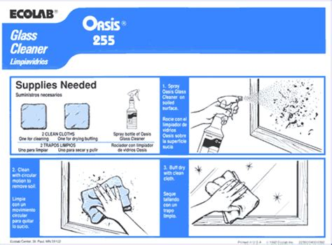 sodexo cleaning procedure manual ecolab signageposters