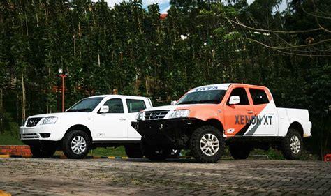 Modifikasi Tata Xenon by Menguji Ketangguhan Tata Xenon Xt D Cab 4x4 Di Medan Offroad