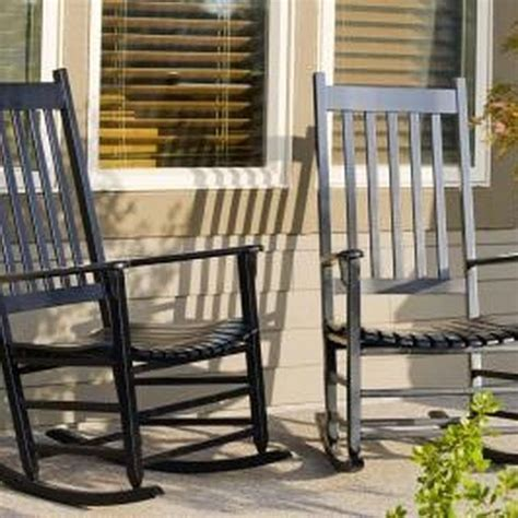 Cracker Barrel Rocking Chairs by How To Paint And Care For Cracker Barrel Rockers Rocking