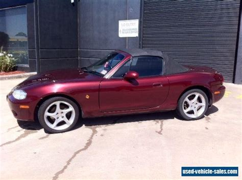 car owners manuals for sale 2003 mazda miata mx 5 security system mazda mx 5 for sale in australia