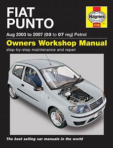 Fiat Grande Punto Owners Workshop Wiring Diagram
